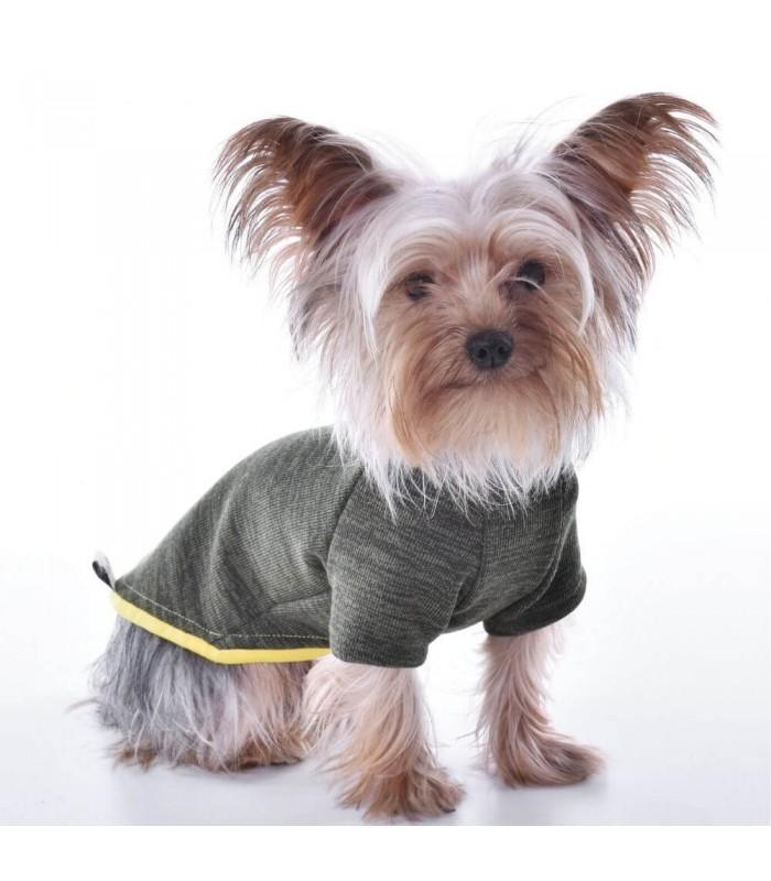 Nun Wind Khaki Green Sweater