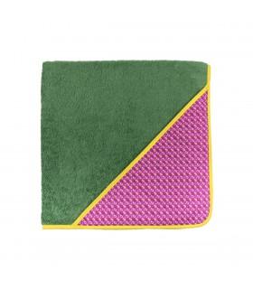 Mandy Green Bath Cape Towel