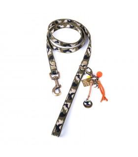 Khaki Camouflage Dog Leash