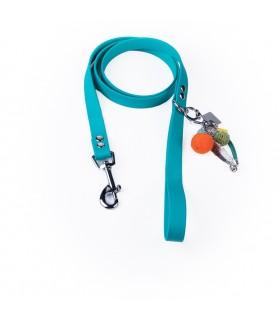 Emerald Green Lucky Dog Leash