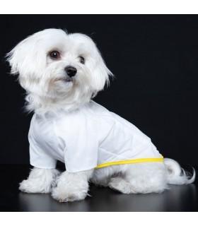 Samstag White Rain Coat