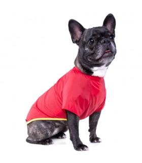 Samstag Red Rain Coat