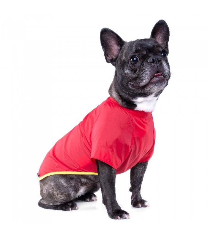 Groc Groc Samstag Red Raincoat