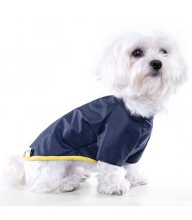 Samstag Dark Blue Rain Coat