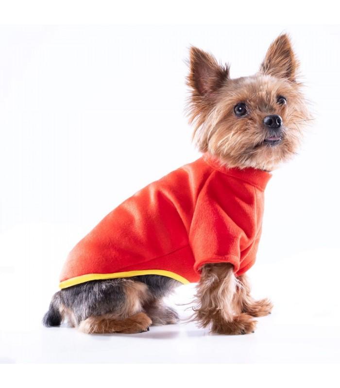 Chiu Botton Orange Medley Coat