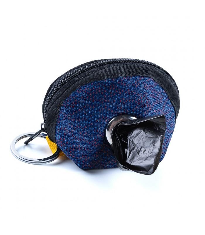 Blue Kakou Bag